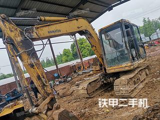 湖北-宜昌市二手小松PC60-7C挖掘机实拍照片