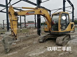二手玉柴 YC80-9 挖掘机转让出售