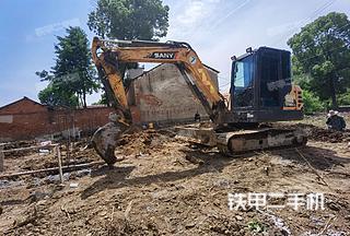 湖北-天门市二手三一重工SY60C挖掘机实拍照片