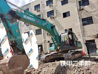 二手神钢 SK260LC-8 挖掘机转让出售