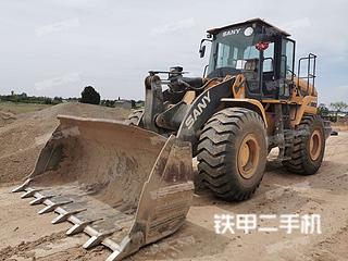 陕西-渭南市二手三一重工SYL956H装载机实拍照片