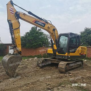 二手雷沃重工 FR150E 挖掘机转让出售