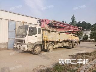 鴻得利HDL5381THB泵車實拍圖片