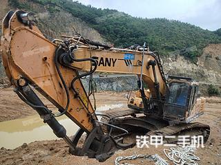 二手三一重工 SY465H 挖掘机转让出售