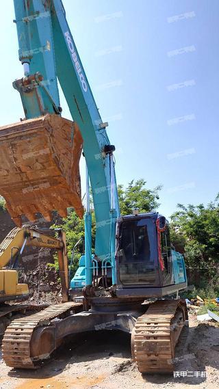 二手神钢 SK350LC-10 挖掘机转让出售