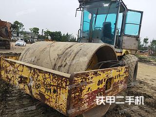 四川-眉山市二手徐工XS202J压路机实拍照片