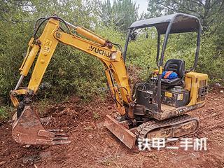 二手玉柴 YC13-6 挖掘机转让出售