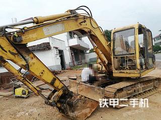二手玉柴 YC85-7 挖掘机转让出售
