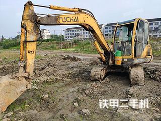 二手玉柴 YC60-7 挖掘机转让出售