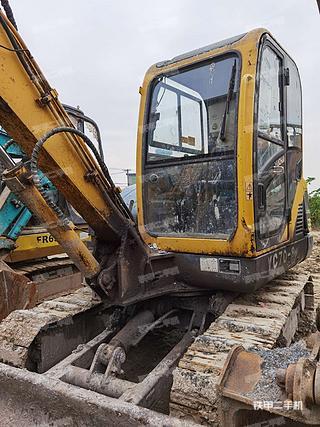 二手玉柴 YC50-8 挖掘机转让出售