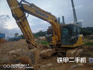 閘北山重建機JCM913C挖掘機實拍圖片