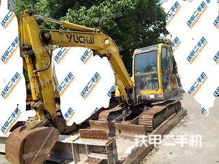 二手玉柴 YC60-6 挖掘机转让出售