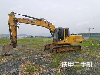 江西-宜春市二手徐工XE210挖掘机实拍照片