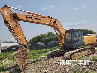 二手现代 R305LC-7 挖掘机转让出售