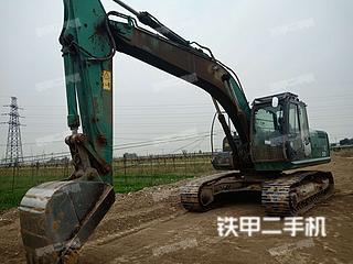 二手日立 ZX210LCK-3 挖掘机转让出售