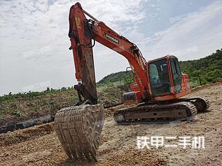 二手斗山 DX150LC 挖掘机转让出售