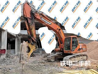 二手斗山 DH225LC-9 挖掘机转让出售
