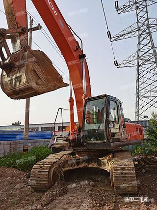 日立ZX330-3G挖掘機實拍圖片