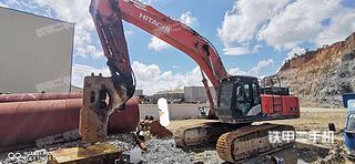 二手日立 ZX490LCH-5A 挖掘机转让出售