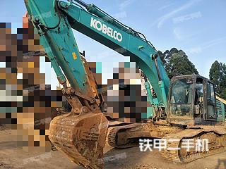 四川-成都市二手神钢SK260LC-10挖掘机实拍照片