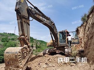 二手沃尔沃 EC240B 挖掘机转让出售