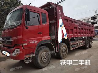 二手东风 8X4 工程自卸车转让出售