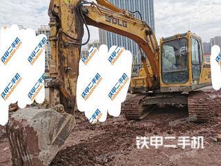 二手山东临工 E6135F 挖掘机转让出售