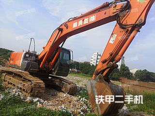 二手日立 ZX200LC-3 挖掘机转让出售