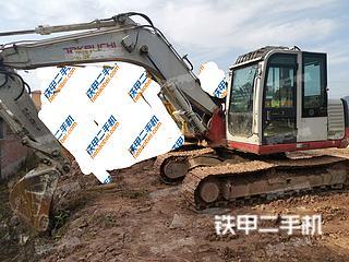 重庆-重庆市二手竹内TB1135C挖掘机实拍照片