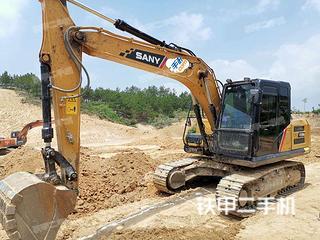 二手三一重工 SY155H 挖掘机转让出售
