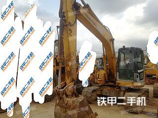 广西-南宁市二手小松PC138US-2挖掘机实拍照片