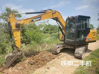 湖北-荆门市二手三一重工SY65C挖掘机实拍照片