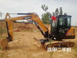 二手三一重工 SY60C 挖掘机转让出售