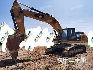 山西-太原市二手卡特彼勒340D2L挖掘机实拍照片