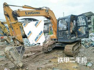 二手柳工 CLG908D 挖掘机转让出售