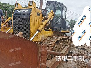 贵州-贵阳市二手山推SD22标准型推土机实拍照片