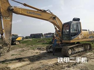 二手柳工 CLG920D 挖掘机转让出售