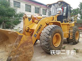 陕西-西安市二手厦工XG955Ⅲ装载机实拍照片