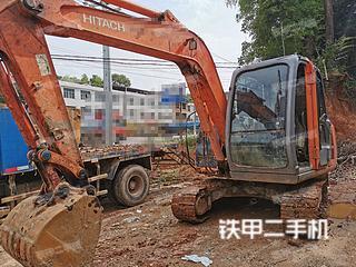 江西-宜春市二手日立ZX60挖掘机实拍照片