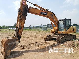江苏-镇江市二手雷沃重工FR210挖掘机实拍照片