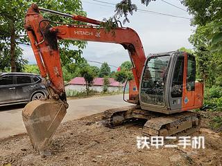 湖北-黄冈市二手日立ZX70挖掘机实拍照片