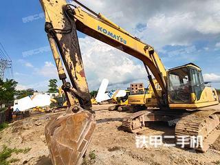 小松PC230LC挖掘機實拍圖片