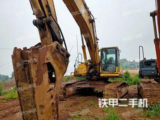 武漢小松PC450-8挖掘機實拍圖片