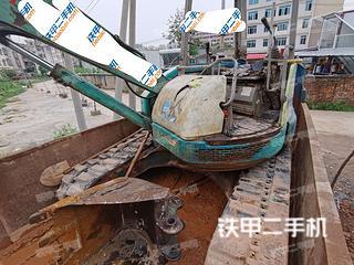 洋馬Vio55-5B挖掘機實拍圖片