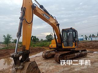 湖南-长沙市二手三一重工SY135C挖掘机实拍照片