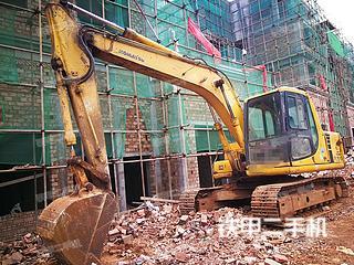 小松PC120-6ZE挖掘機實拍圖片