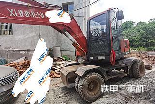 二手新源 85-8T 挖掘机转让出售