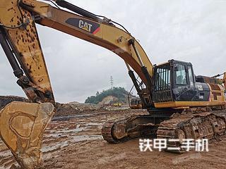 江西-宜春市二手卡特彼勒340DL液压挖掘机实拍照片