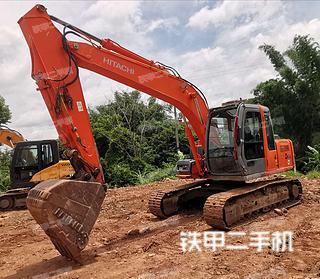 广西-南宁市二手日立ZX130H挖掘机实拍照片