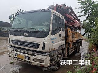 三一重工SY5313THB43泵車實拍圖片